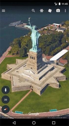 google earth卫星地图手机版