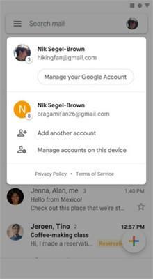 google邮箱注册手机版