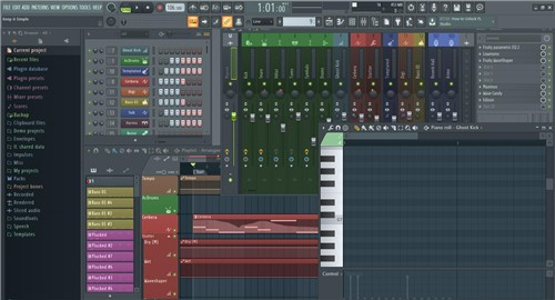 FL Studio中文破解版下载