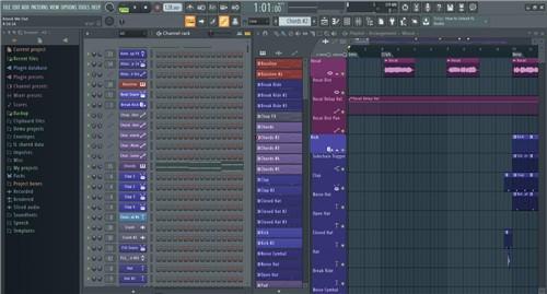 FL Studio破解版汉化