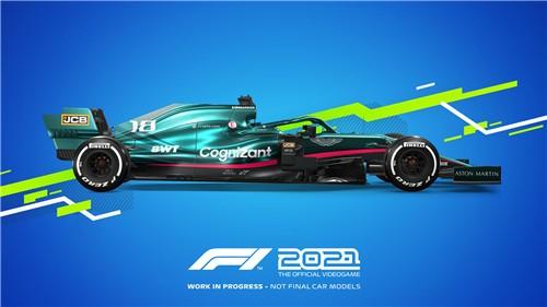 F1 2021中文版下载
