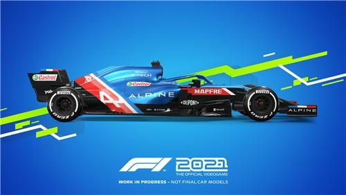 F1 2021豪华版