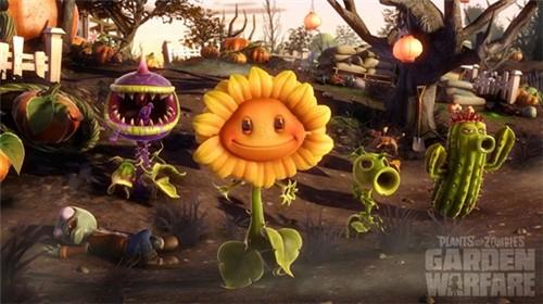 植物大战僵尸花园战争电脑版下载
