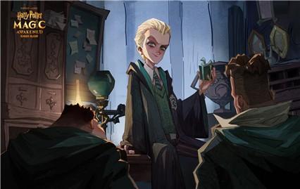 哈利波特魔法觉醒入学通知书怎么获得