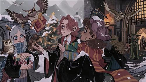 哈利波特魔法觉醒进不去怎么办