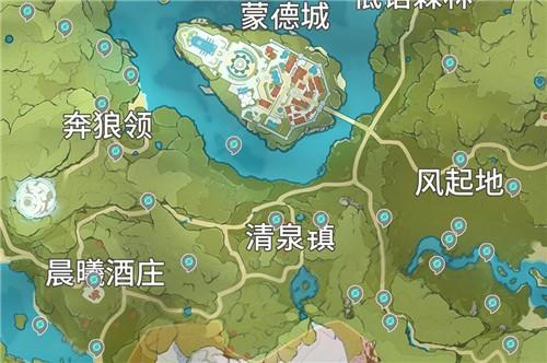 原神地图资源查询器电脑版下载