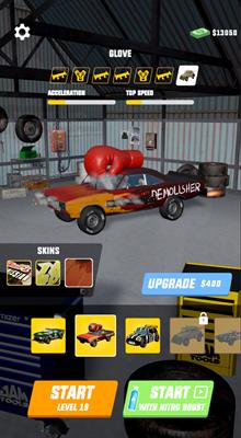 3d疯狂赛车单机破解版无限金币版