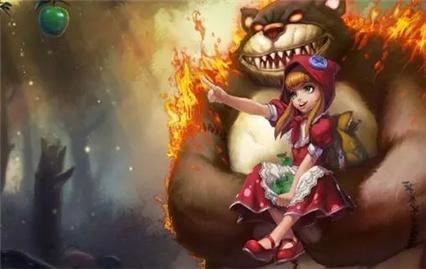 英雄联盟手游安妮的熊怎么控制